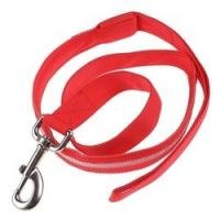 Red LED illuminated Dog Flash Leads Manufactures