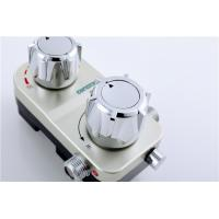 """Male Thermostatic Mixing Valve G1/2"""" Ceramic Champagne For Hotel Winehouse Manufactures"""
