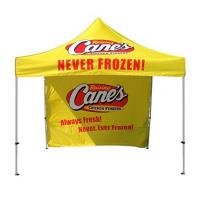 Quality Outdoor EZ Up Pop Up Tent Marquee 600D Oxford Fabric Graphic Material for sale