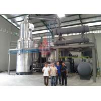 Multifunction Vacuum Distillation Equipment Reliable With  High Recycling Rate