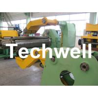 Fully Automatic Combined Steel Metal Slitting Cutting Machine With Control System Manufactures