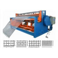 0.5-12mm Wire Diameter Hydraulic Crimped Wire Mesh Machine For Vibrating Screen Manufactures