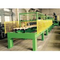Galvanized Steel Roof Panel Roll Forming Machine , Profile Sheet Roofing Machine Customized Manufactures