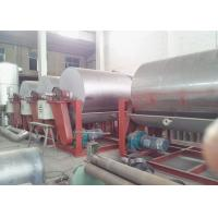 Chemical Industrial Rotary Drying Machine With Thin Coating And Fast Drying Rate Manufactures