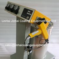 Electrostatic Manual Intelligent Pulse Powder Coating Equipment JH-801 Manufactures