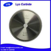 Tungsten carbide tipped saw blades Manufactures