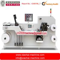 China Automatic Label Flexo Printing Machine BST (Germany) Label Inspecting Machiney on sale