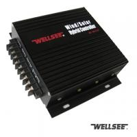 30A Wellsee Wind Solar Hybrid Power Controller/charger controller Manufactures