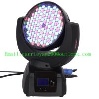 108*3W LED ZOOMmoving head light Manufactures