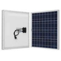 High Grade Silicon Solar Panels , 18v 5w Solar Panel Excellent Weak Light Performance Manufactures