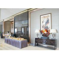 Lobby Reception Jade Stone Countertops / Eased Edge Countertop Manufactures