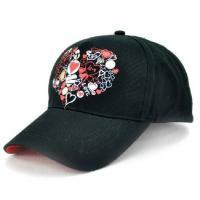 Quality new design 52-58cm black&pink  wholesale custom cheap blank trucker caps  printing  100%cotton  5-Panel Hat  washed for sale