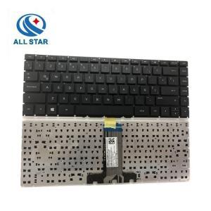 Spanish Black Backlit Laptop Keyboard 918692-001 for HP 14-BS 14-BA Series Manufactures