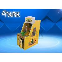 Hot sale multiple colour 1 - 2 Players Dinosaur Hunter Arcade Machines Coin Operated Kids Ball Shooting Game Machine Manufactures