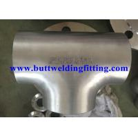 China Super Duplex Stainless Steel Butt Weld Pipe Fittings ASTM A815 UNS32760 on sale
