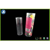 Stamping Printing Gift Plastic Tube Packaging , PET Blister Food Packaging Manufactures