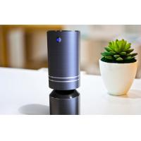 Low Noise Aluminum Black / Silver Auto Air Purifier For Dislodge Methylbenzene Manufactures