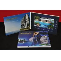 """Built In Speaker Video Production Business Cards 2.8, 4.3"""" Flip book Video Manufactures"""