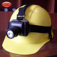Quality 2018 rechargeable mining flashlight head lamp for sale