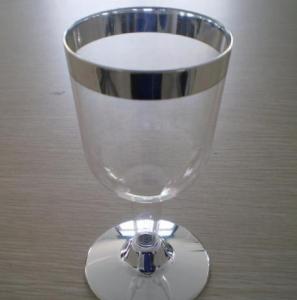 6oz Disposable Plastic Wine Cup Manufactures