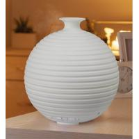 Indoor Decoration Electric Aroma Diffuser With Fragrance Oil & LED Light Manufactures