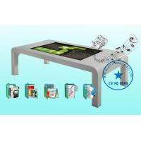 WiFi Table Touch Screen Digital Signage Kiosk With Windows System ,  LG Brand Manufactures
