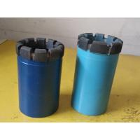 89mm Dual Tube Diamond Drill Bit  For Geological Exploration Drilling Manufactures