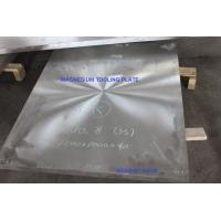 Magnesium Alloy Plate AZ31 / AZ91/ WE43 Light Weight Thermal Conductivity Superplastic Forming Manufactures
