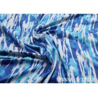 Sublimation Heat Transfer Polyester Spandex Fabric Geometric Pattern Design Manufactures