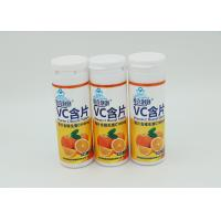 Collagen Vitamin C Swallow Tablets For Face Whitening / Boost Immunity Manufactures