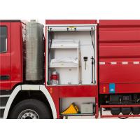Six Seats Airport Fire Vehicles HALE Pump 6000L/Min Gross Weight 29000 KG Manufactures