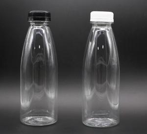 China Top Quality 500ml PET juice bottle, Wholesale 500ml PET food-grade plastic bottles on sale