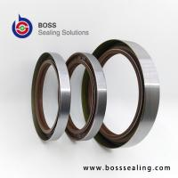 China Different types nonstandard hydraulic metric rubber skeleton  oil seals metal oil seals hydraulic oil seal on sale