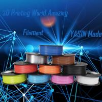 YASIN 2.85 MM PLA 3D Printer Filament 1.75 wood filament for 3d printer used Manufactures