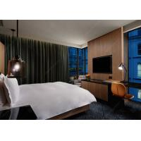 Buy cheap High End Luxury Hotel Bedroom Funriture Sets Solid Wood Style FSC SGS from wholesalers