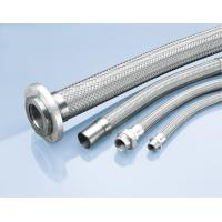 flexible stainless steel hose 1/4 1 2 3 4 Manufactures