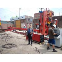 Quality Automatically Big Pole Pipe Making Machine / Pipe Close And Welding Machine for sale