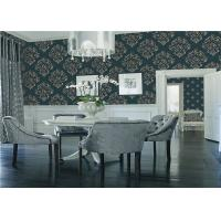 Buy cheap Three Dimensional Modern House Wallpaper Washable With Flower Design from wholesalers