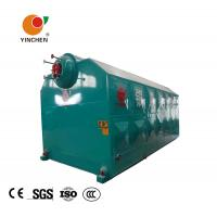 Double Drum Biomass Fired Steam Boiler Coal Burning Steam Output 4-20 T/H SZL Series Manufactures