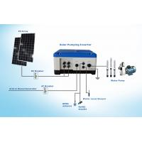China High Efficiency 2HP 1.5KW Solar Panel Dc To Ac Inverter 2 Strings JNP1K5LS on sale