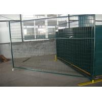 1830mm x 2900mm width temporary fencing panels ,construction security temporary wire fence mesh 50mm  x 200mm