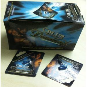China Blud Diamond Male Libido Pills on sale