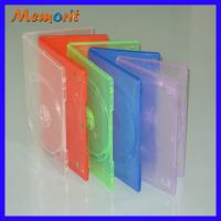 China Custom 700MB/ 8.5GB 120mm Dia. CD DVD Replication With Colorful DVD Case With OEM on sale