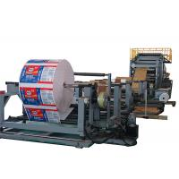 High Capacity Germany Type Valve Paper Bag Forming Machine No Leaking Powder Manufactures