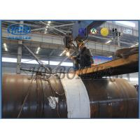 ASME Standard 100mm thickness produce superheatered and saturated steam Natural circulating type Manufactures