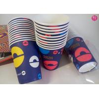 Eco Friendly Custom 270G with Single PE Coated Paper Cup for Hot Drinking Manufactures