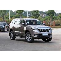 Auto Assembling Deluxe City SUV Car Automatic 4wd Diesel Fuel Type Manufactures