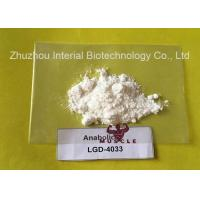 White SARMS Raw Powder LGD 4033 SARMS Ligandrol Lgd 4033 Androgen Receptor Powder for Fitness Manufactures