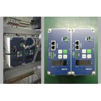 DIN Rail Housing Filling Process Control Indicators For PLC Or DCS System Manufactures