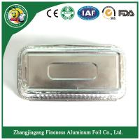 China Supply different shapes and differenct colorscapacity disposable aluminum foil container/tray/lunch box on sale